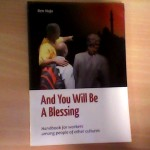 And You Will Be A Blessing book