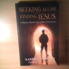 Seeking Allah, Finding Jesus book
